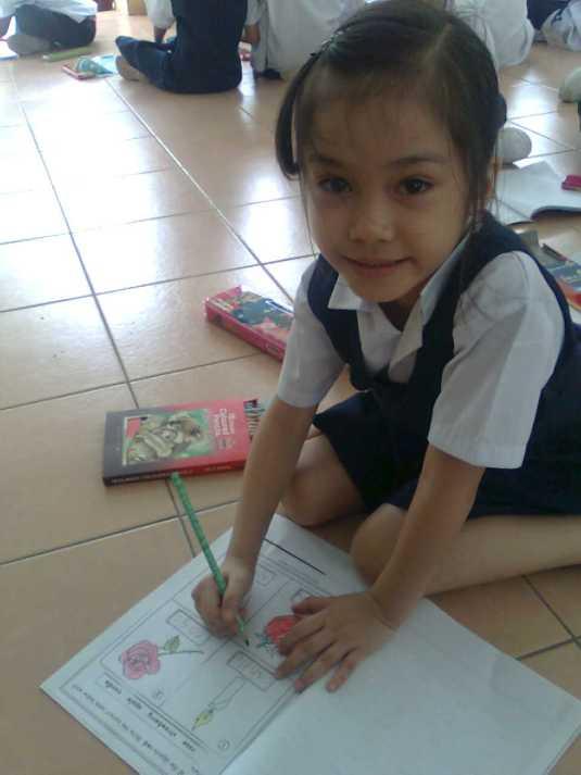 Dania, kacukan Zamboanga kelas Cekap
